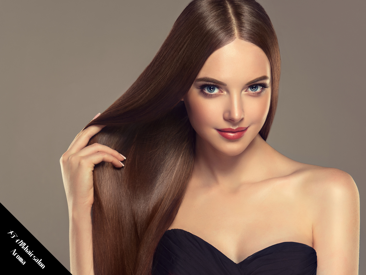 最高品質ヘナと桜とアロマの白髪染め